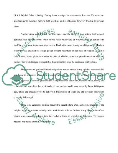 understanding religious diversity essay example  topics and well  understanding religious diversity