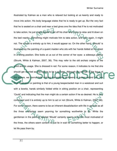 The Element of Style Essay