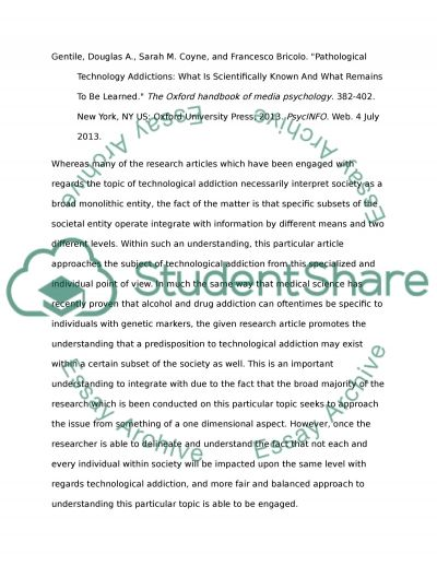 annotated bibliography essay example topics and well written annotated bibliography essay example