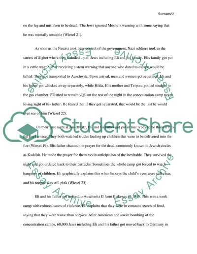 persuasive essay about the holocaust