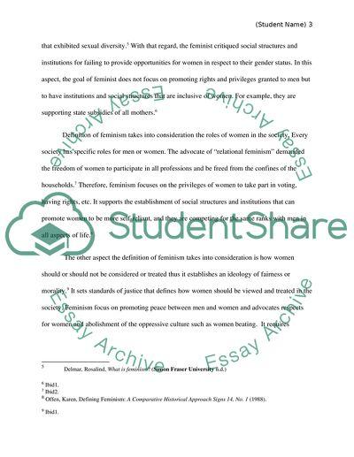 Assignment 1: Five Short Essays
