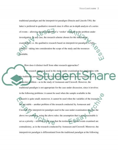 Case Study Analysis Campus Response To A Student Gunman Essay