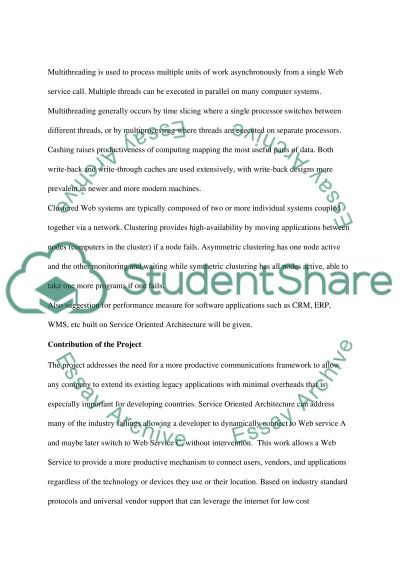 Electronic Commerce Essay example