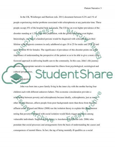 Social and Behavioural Sciences for Nursing essay example