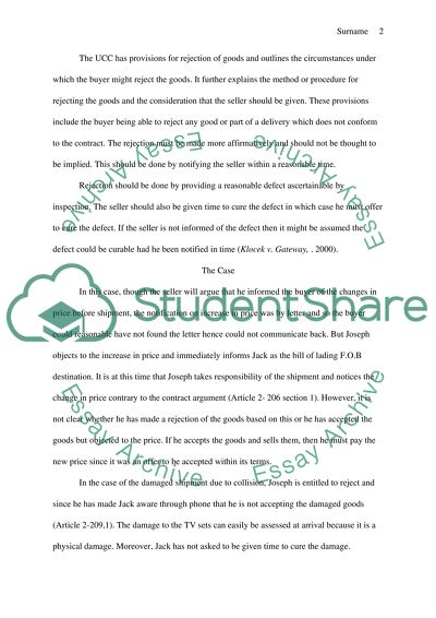 business law essay example  topics and well written essays