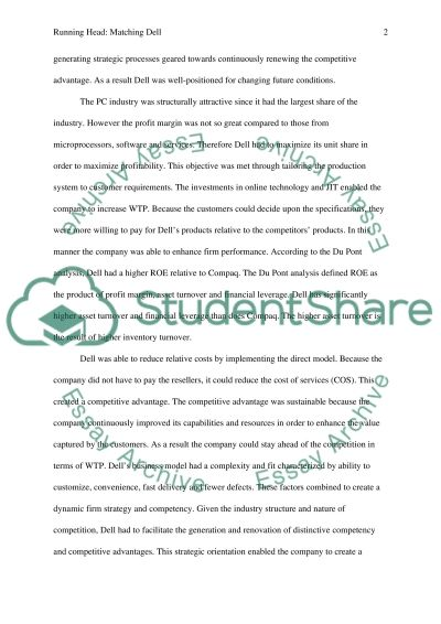 Corporate and business strategy in an international context essay example