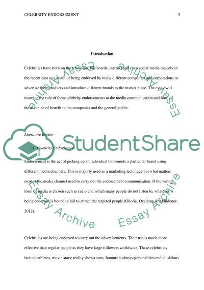 communication media essay