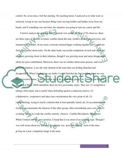 Cycle of Kolb essay example