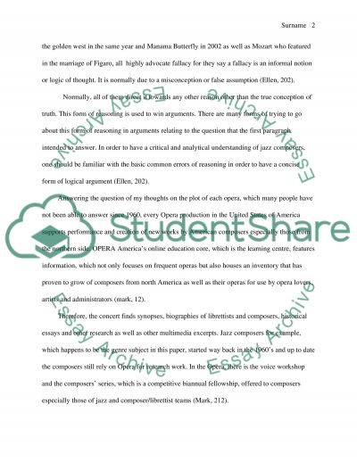 Baltimore Symphony Orchestra essay example