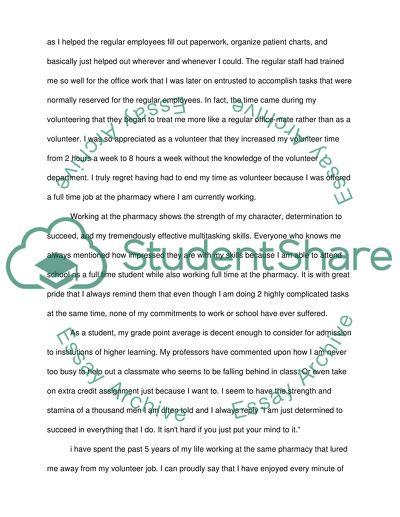 Rutgers essay prompt