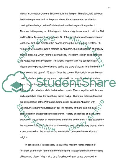 religion and peace christianity and islam essay