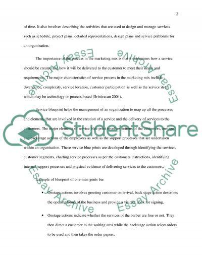Services Marketing Scholarship Essay essay example