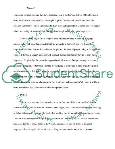 what is argument essay