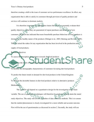 Marketing Research Report Essay example