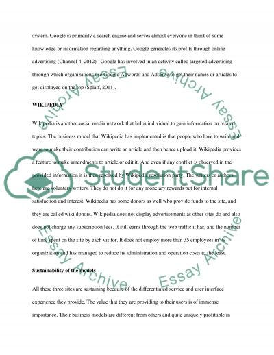 Information Technology Application in Marketing essay example