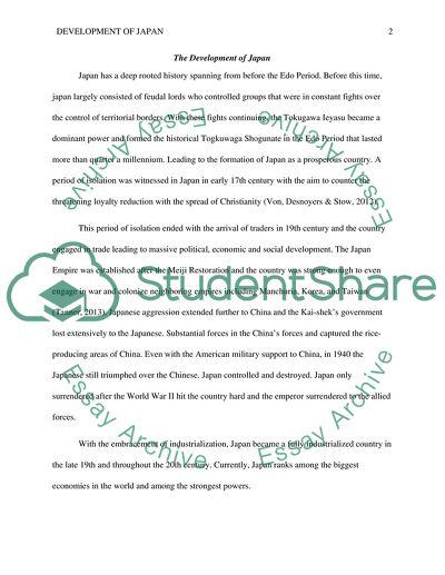 economics extended essay examples