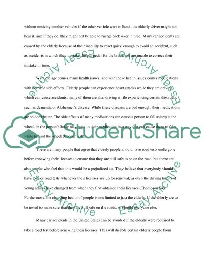 Essay about incident report