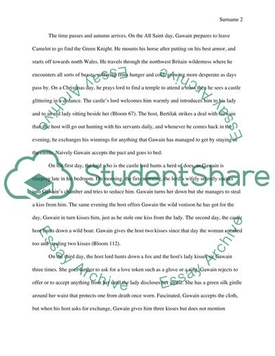 sir gawain and the green knight and the heros journey essay sir gawain and the green knight and the heros journey