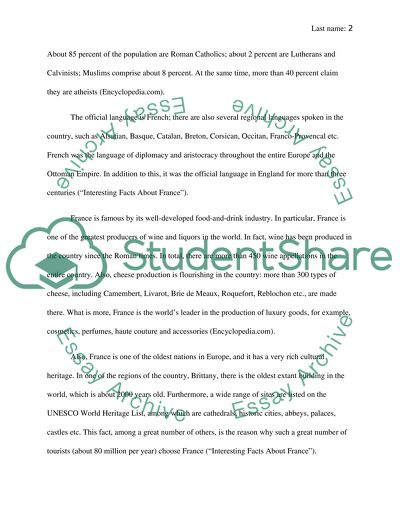 Essay on france country cheap article review ghostwriter service gb