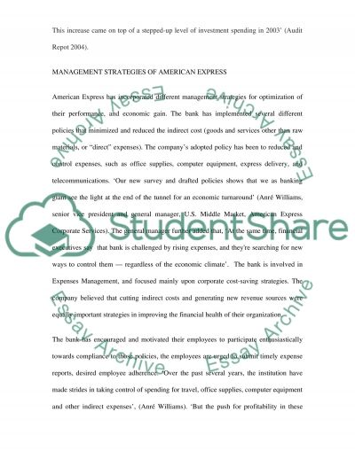 Economics of Business Strategy essay example