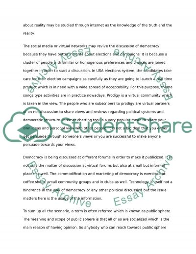 A Report To Technology and Information essay example
