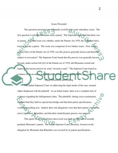 International Law Master Essay essay example