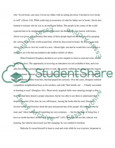Education changes life essay example