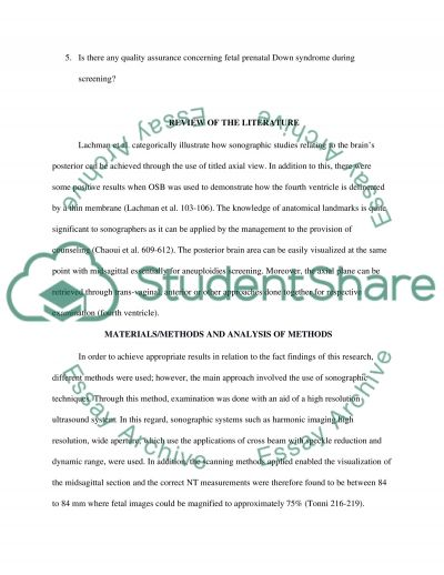 Journal Article essay example