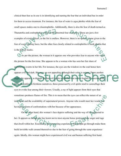 Describing an essay