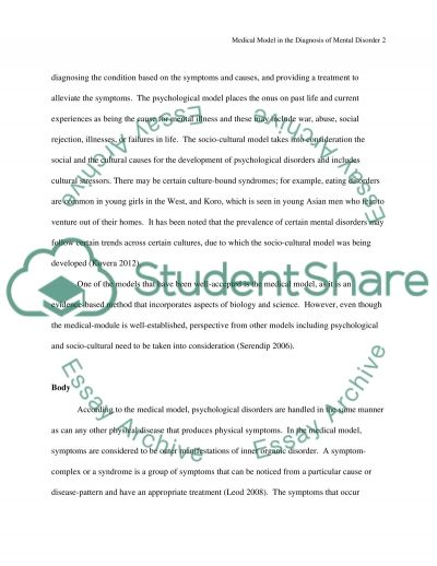 mental models essay Mental model/ mindsets paper essay sample change is an everyday occurrence in life individuals are not always in agreement with change because of their mental models or mindsets.