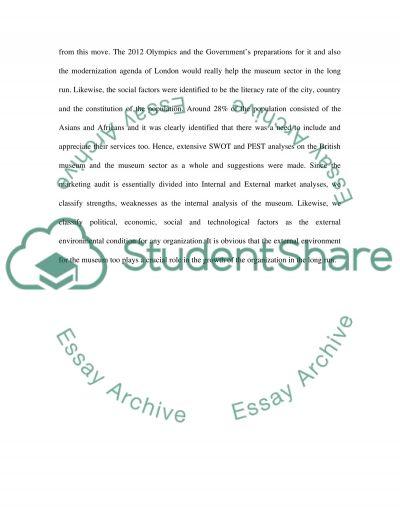 Marketing For Non-profit Organizations essay example
