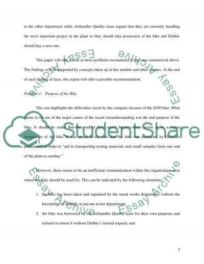 The essential factors in the achievement of organizational goals essay example