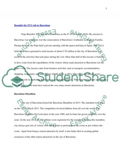 Report essay example