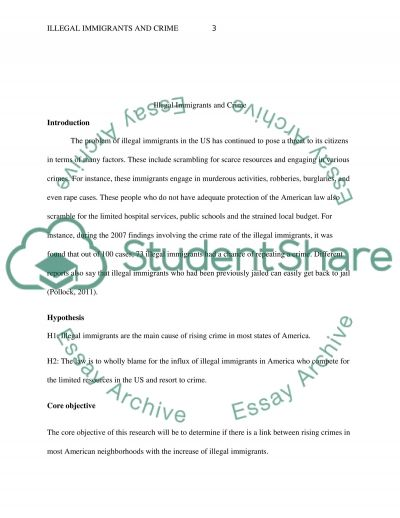Research Final Project essay example