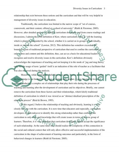 Choose one of the lists essay example