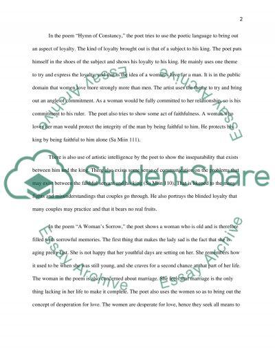 korean literature prose poems kasa essay example - Prose Essay Examples