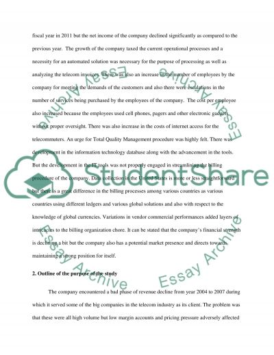 Operation Management essay example