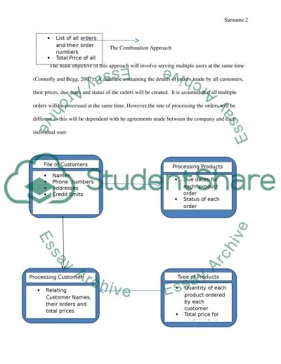 Brief Case Study For The Requirements Specification Document essay example