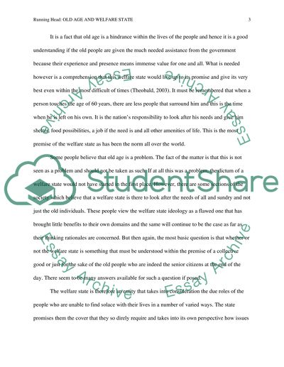 Frankenstein Essay Thesis Old Age And The Welfare State Hamlet Essay Thesis also Essay Papers Old Age And The Welfare State Essay Example  Topics And Well  Essay On Healthcare