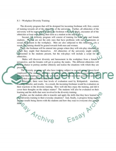 Critical Thinking Exercises Essay example