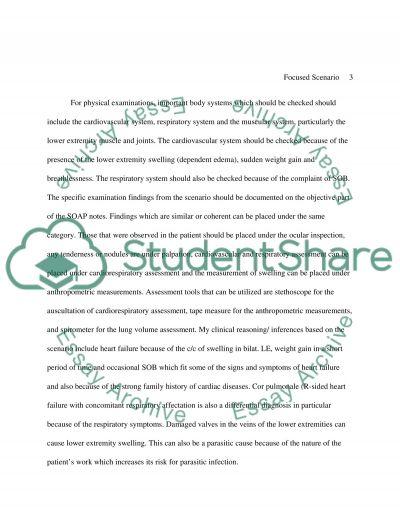 Nursing High School Case Study