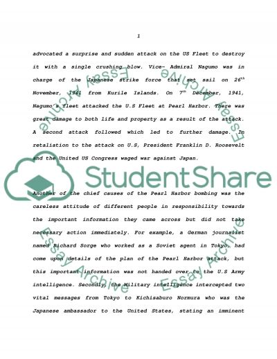 Essay Assignment: essay example