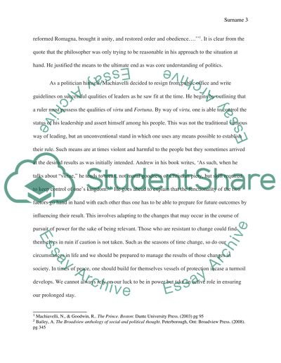 Best English Essays Virtues A Successful Ruler Has According To Machiavelli Protein Synthesis Essay also Samples Of Persuasive Essays For High School Students Virtues A Successful Ruler Has According To Machiavelli Essay High School Application Essay Samples