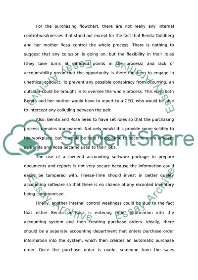 Presentation about the case essay example