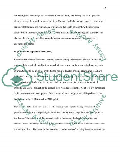 Nursing Research Paper