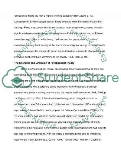 Final essay example