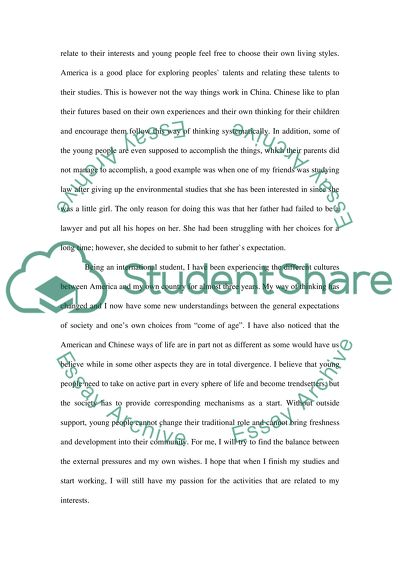 China Cultural Background Essay Example  Topics And Well Written  Cultural Background