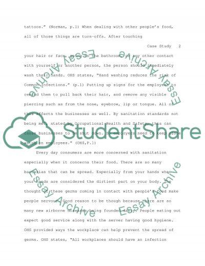 Code of Ethics essay example
