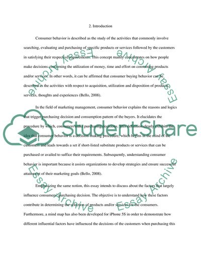 Example Of Essay Proposal Factors That Influence Consumers Purchasing Decision My Country Sri Lanka Essay English also Essay Thesis Example Factors That Influence Consumers Purchasing Decision Essay Health Care Reform Essay