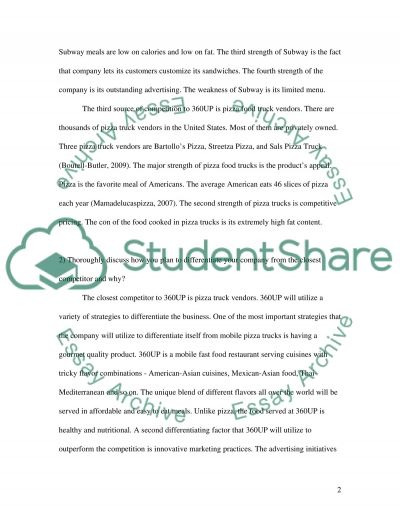 LOVE Enhancing the Marketing Plan essay example